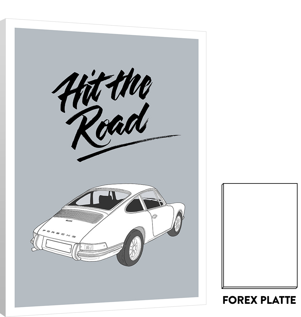 cars serie porsche forex matthias rendl illustration shop. Black Bedroom Furniture Sets. Home Design Ideas